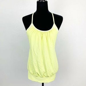 Lululemon Incorporated Bra Layered Effect Tank Top